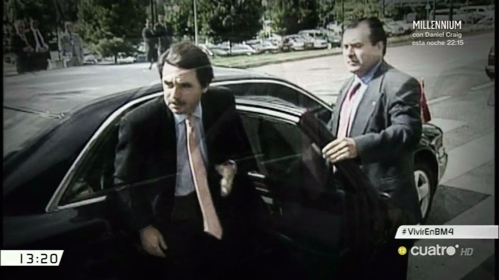 Un tribunal anula la adjudicación de una plaza sin justificar a un exescolta de Aznar