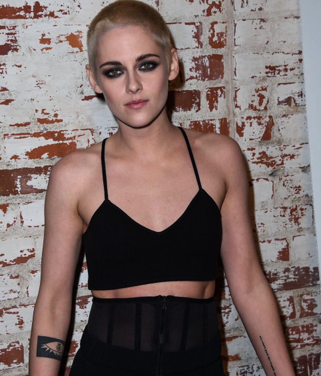 Kristen Stewart sorprende con un radical cambio de look