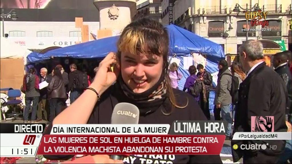 """Marta Campillo, sobre la violencia machista: """"No es sólo cuestión de educación, necesitamos leyes"""""""