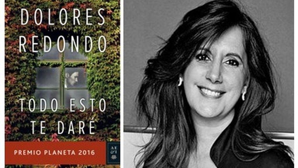 Libro Dolores Redondo