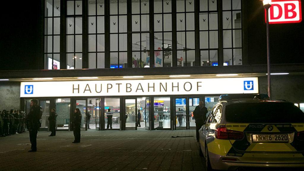 Varios heridos en Dusseldorf tras un ataque con un hacha en la estación de tren
