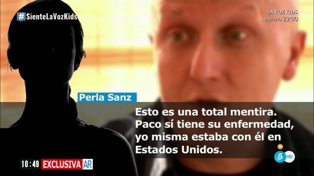 """'AR' habla con la exmujer de Paco Sanz: """"Viví su pelea con la muerte durante cinco años"""""""