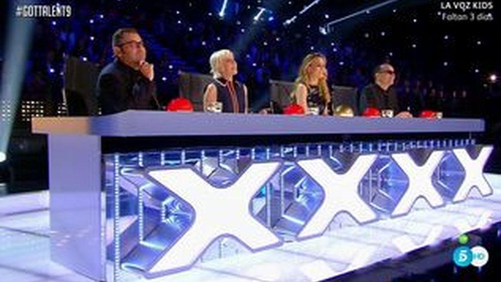 'Got Talent': Semifinal 2 (07/03/2017) HD