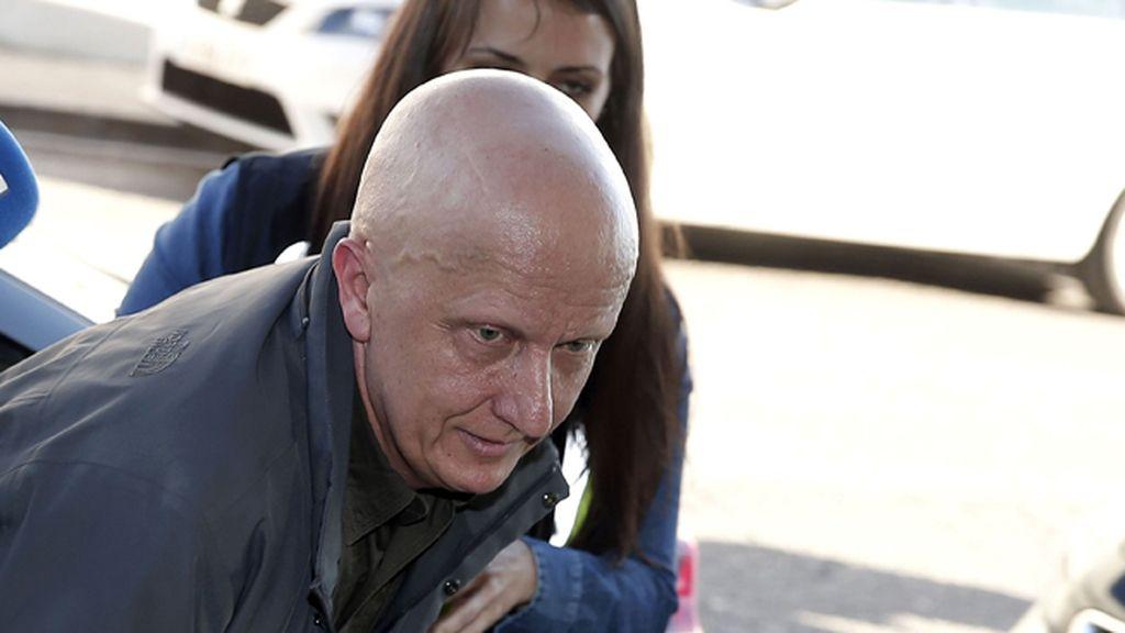 Prisión provisional sin fianza para Paco Sanz, acusado de estafa
