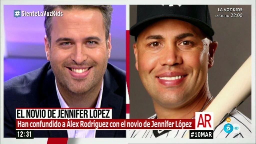 ¿Es Álex Rodríguez, reportero de AR, el nuevo novio de Jennifer López?