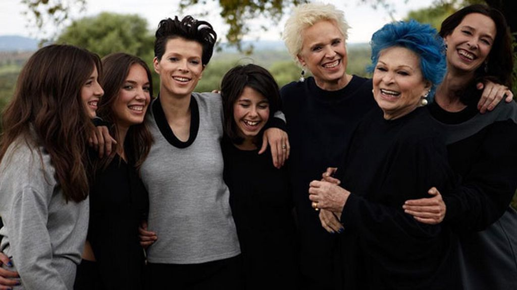 Palito Dominguín y las mujeres de su familia, su ejemplo de lucha