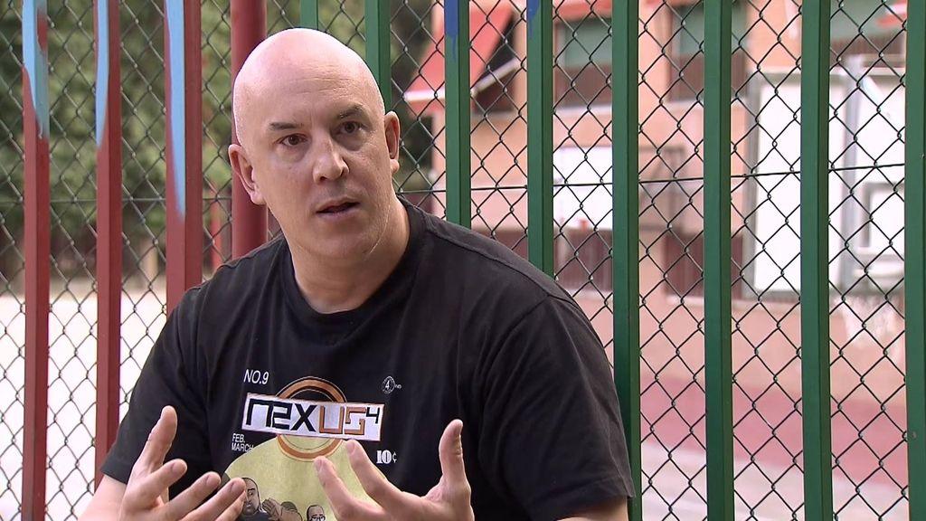 """Iñaki Zubizarreta fue víctima del acoso escolar: """"Me reventaron la cara a patadas"""""""