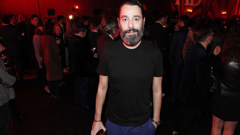 Juanjo Oliva presentará en breve su colección para El Corte Inglés
