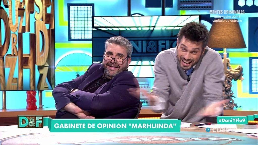 El gabinete 'MarhuInda' denuncia el boicot... que le ha hecho el Barça