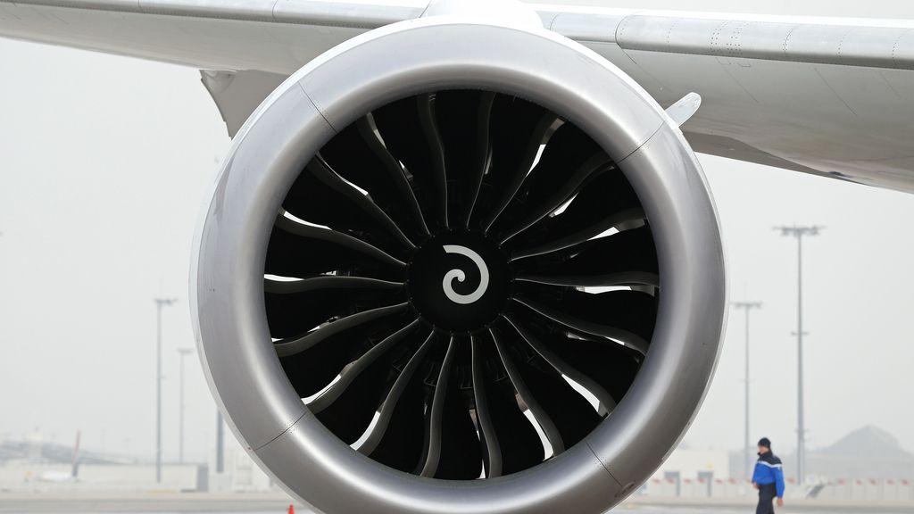Motor avión