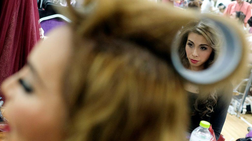 Concurso de belleza transexual Miss International Queen 2016