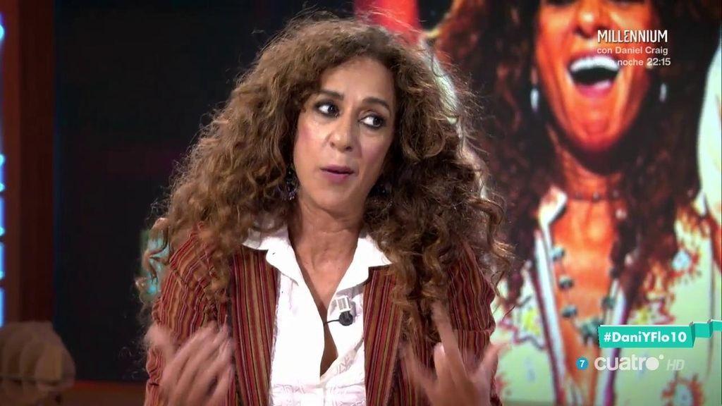 """Rosario Flores: """"Ahora todos los niños se vienen conmigo"""""""