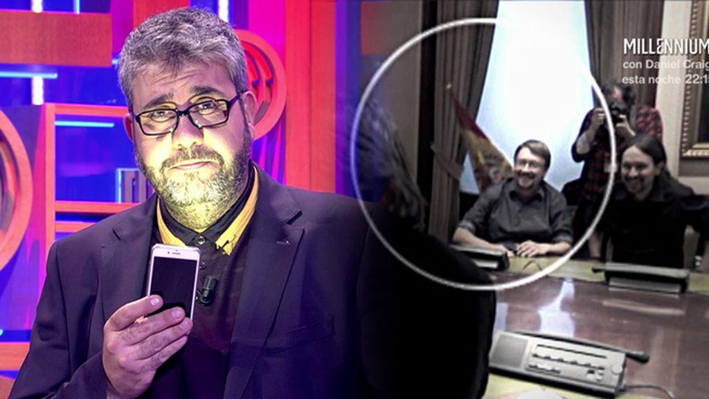 La misteriosa caída de una bandera de España, en 'La nave del misterio' de Flo