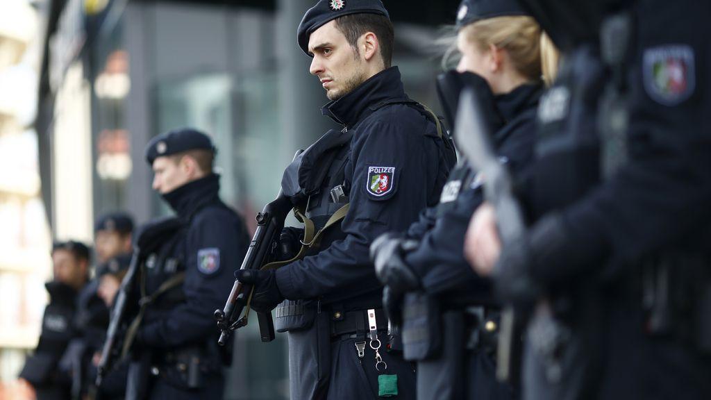 Amenaza terrorista en Essen, Alemania