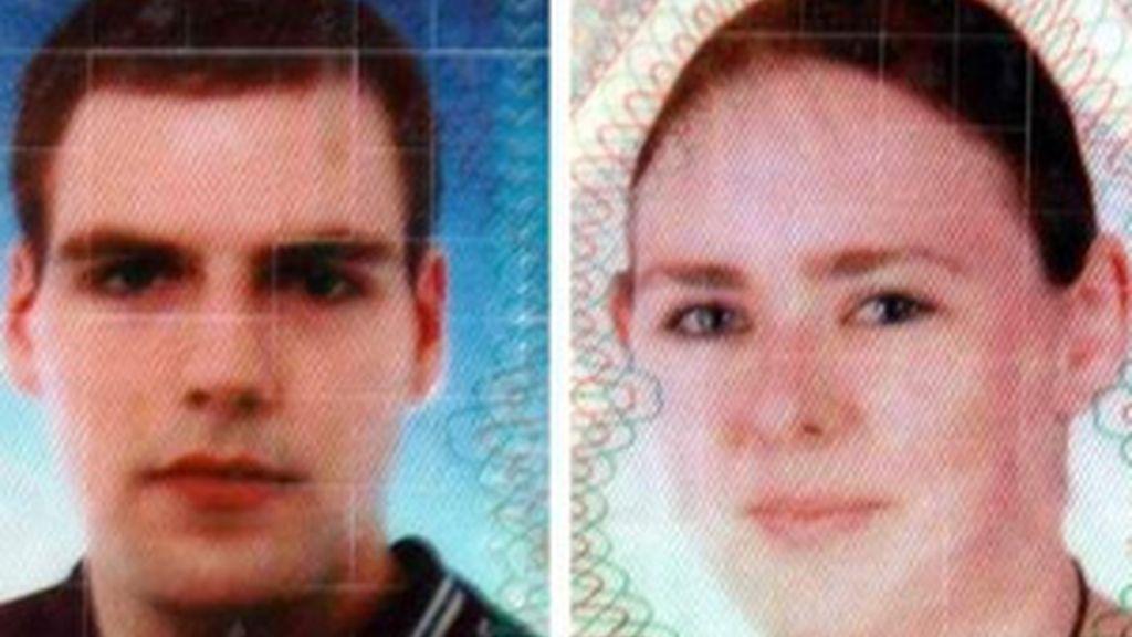 La policía ha detenido a Sascha Schmidt e Ina Caterina Remhof. Vídeo:Informativos Telecinco