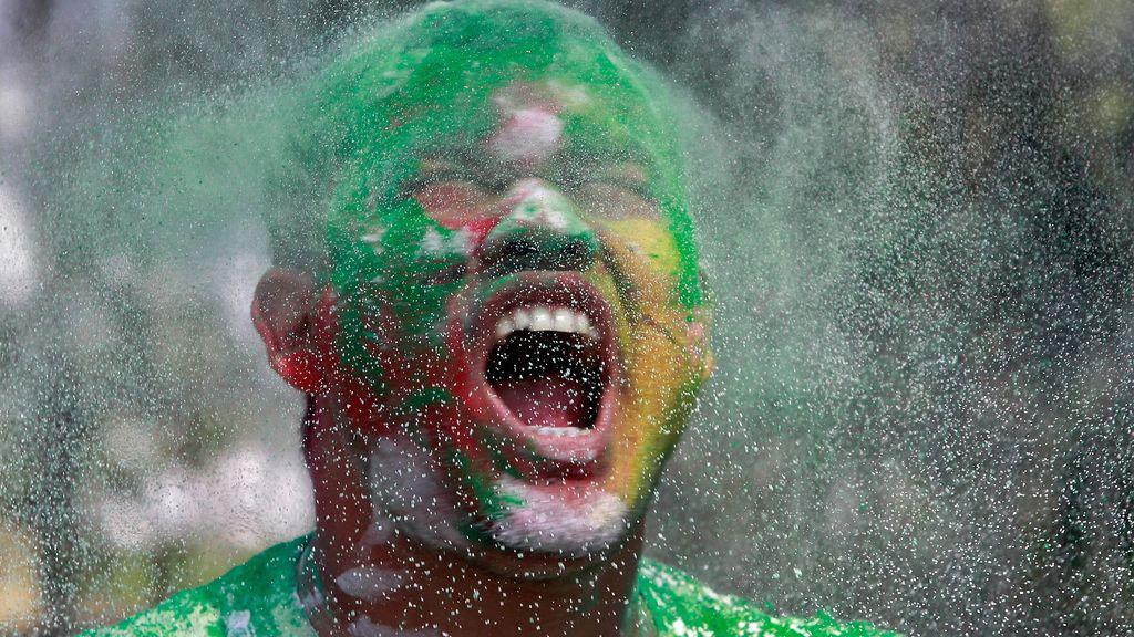 El Festival de los colores