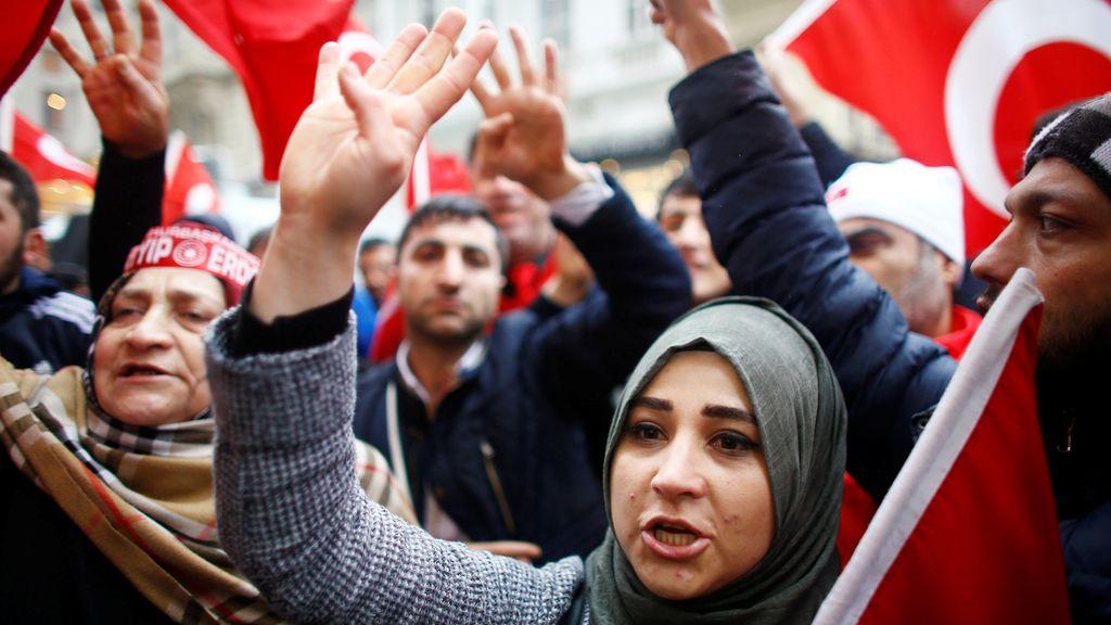 Crisis Turquía-holanda