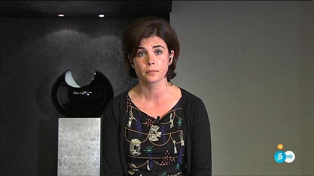 """Samanta Villar: """"Si los hombres sufrieran postparto estaría en todas las portadas"""""""