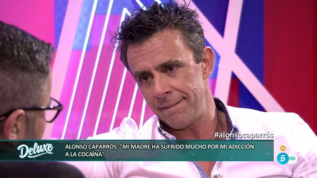 "Alonso Caparrós: ""Consumía lo suficiente como para matar a siete caballos"""
