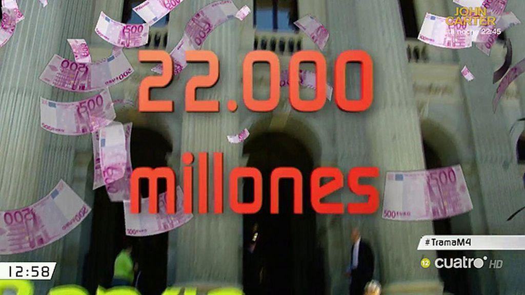 La salida a bolsa de Bankia, a juicio