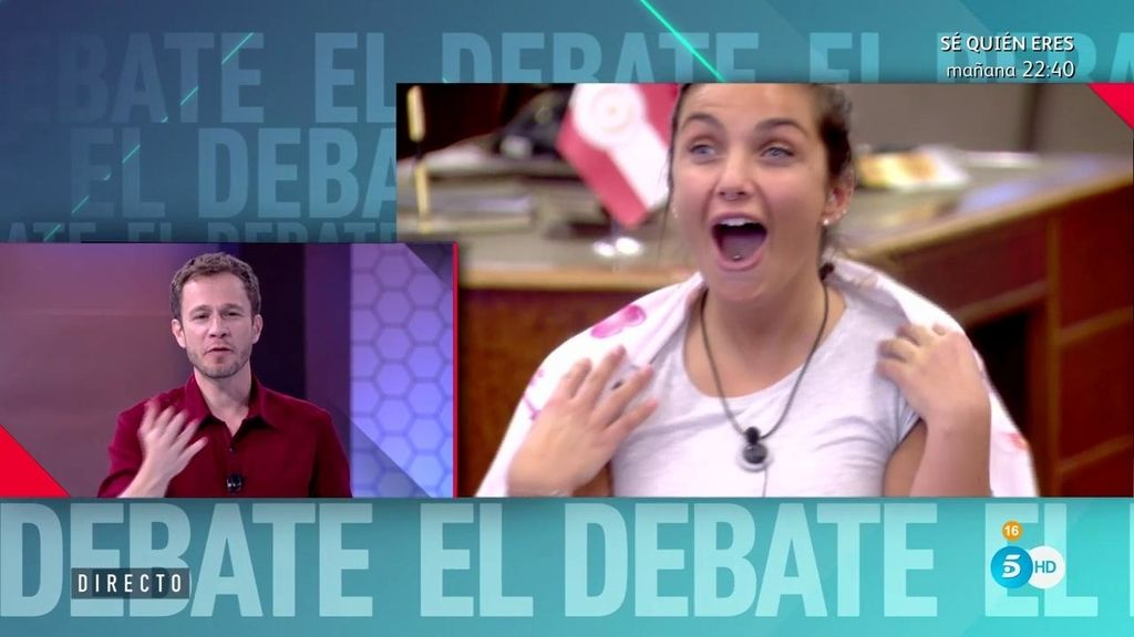 Elettra protagoniza el intercambio con Brasil y pone rumbo a 'Big Brother' 🛫