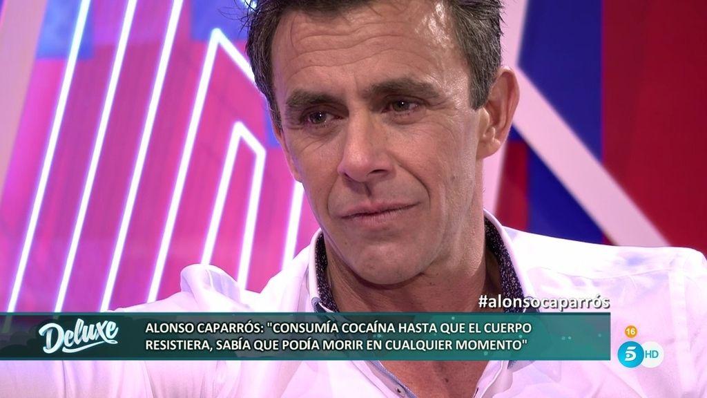 """Alonso Caparrós: """"Sentí la muerte a mi lado reflejada en un espejo"""""""