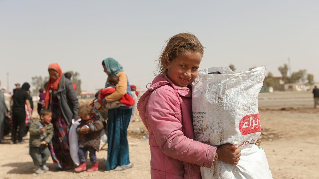 Conflicto Estado Islámico