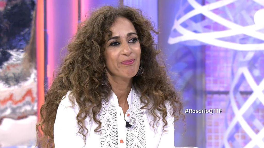 """Rosario Flores: """"Veo las fotos con mi hermano y se me rompe el corazón"""""""