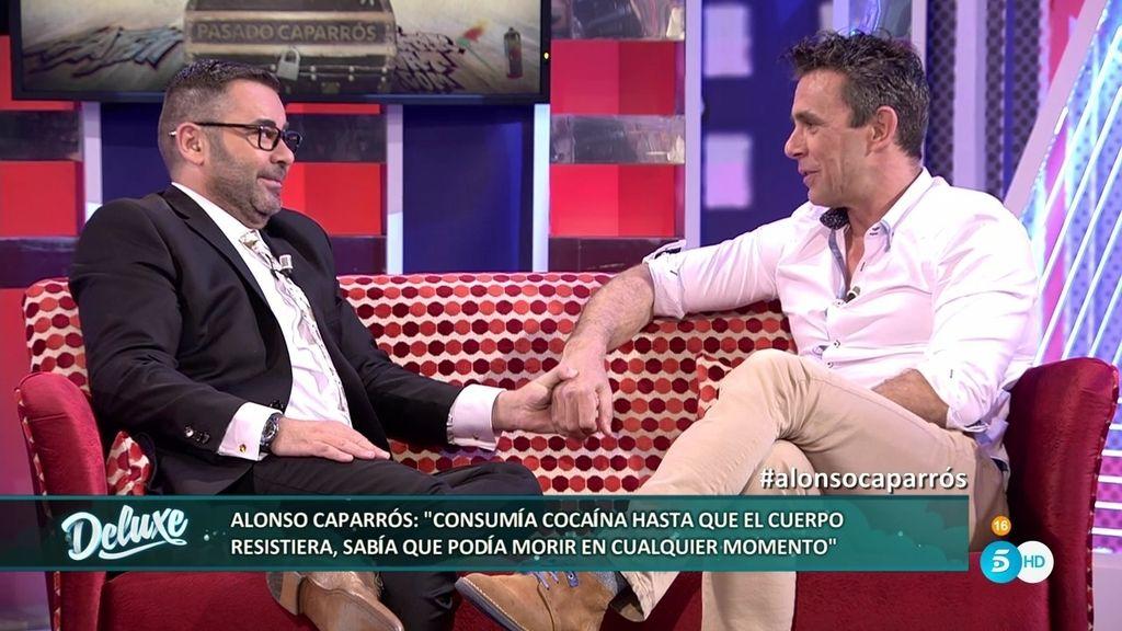 """Alonso y Jorge Javier, emocionados: """"La familia Angie debe saber con quién se casó"""""""