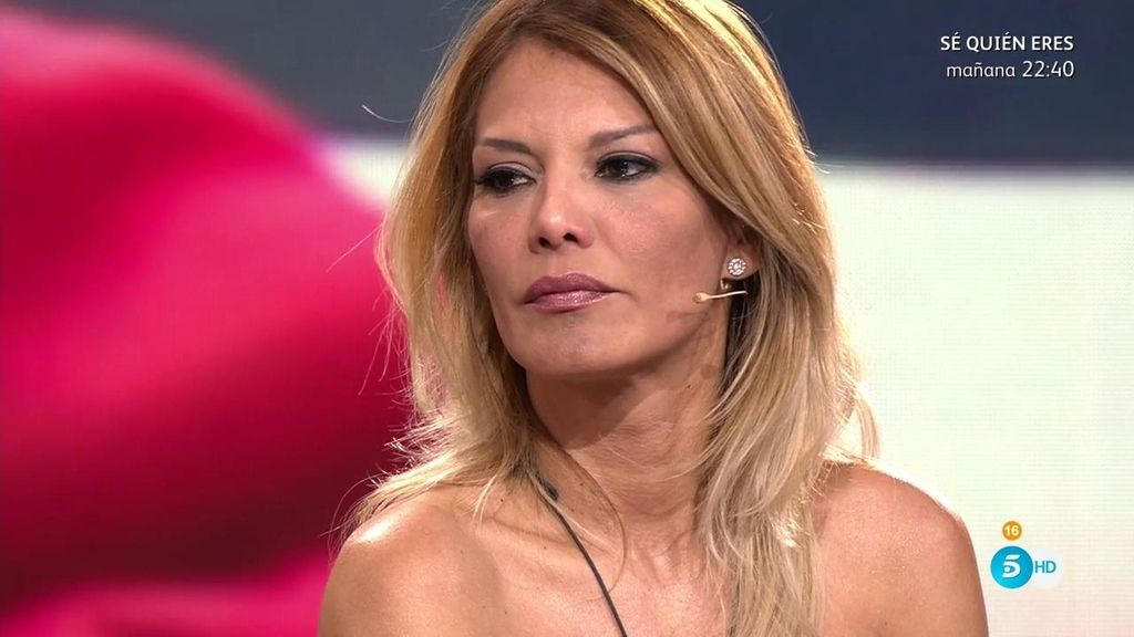 """Ivonne Reyes: """"Pido disculpas a la audiencia porque no he concursado"""""""