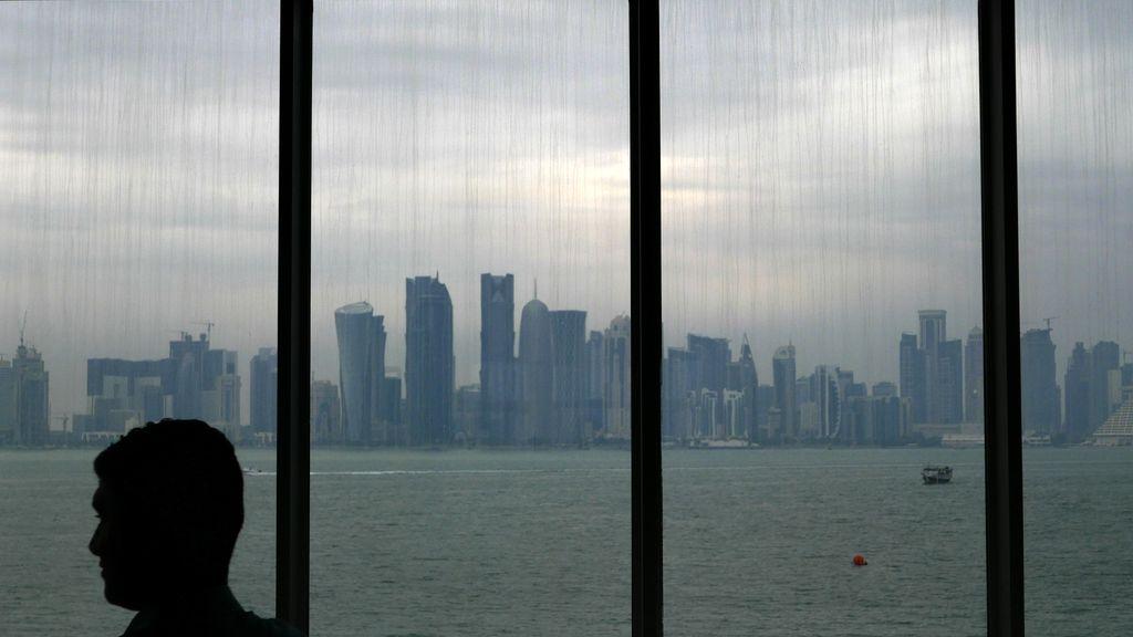 Las vistas del museo de arte islámico de Doha