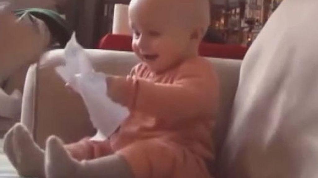 Así es el 'top' de las risas más contagiosas protagonizadas por niños