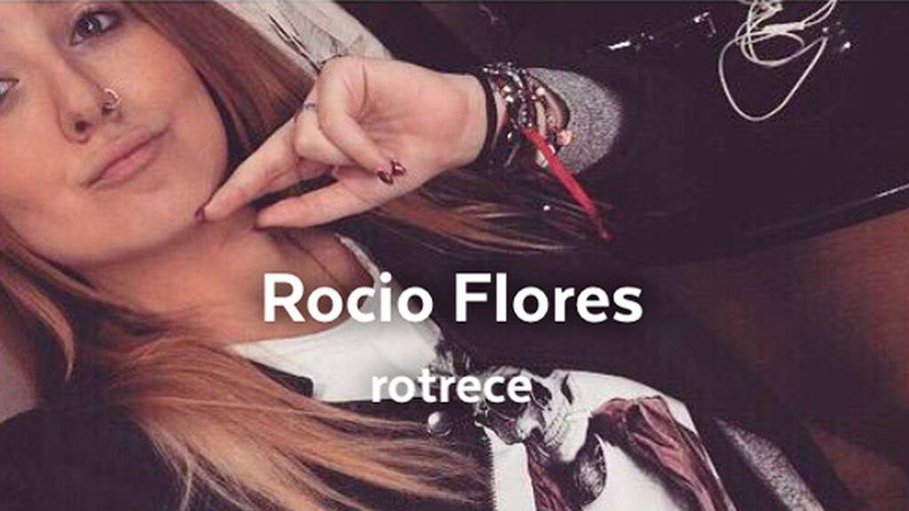 Rocío Flores Carrasco ya sabe qué quiere ser de mayor: Influencer de moda