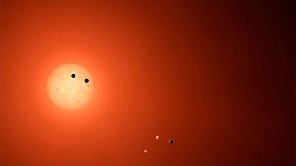 TRAPPIST 1, sistema, solar,