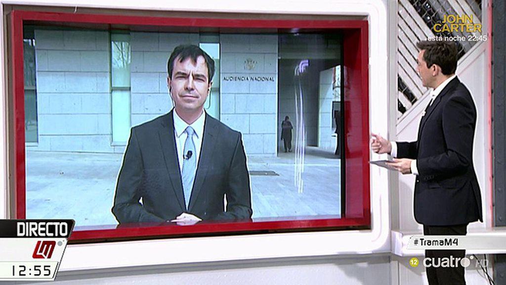 """Andés Herzog, de Bankia: """"Que los responsables del desfalco den explicaciones y haya responsabilidades de verdad"""""""