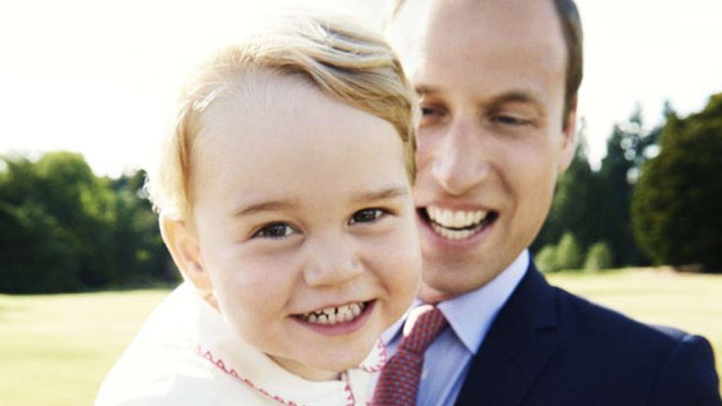 Happy birthday, George: ¿Seguirá tu fiesta de 'cumple' los consejos de tu abuela Carole?