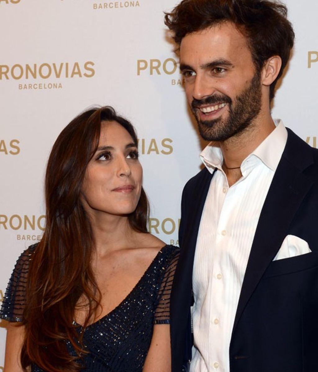 Tamara Falcó y Enrique Solís: pareja oficial de 'photocall'