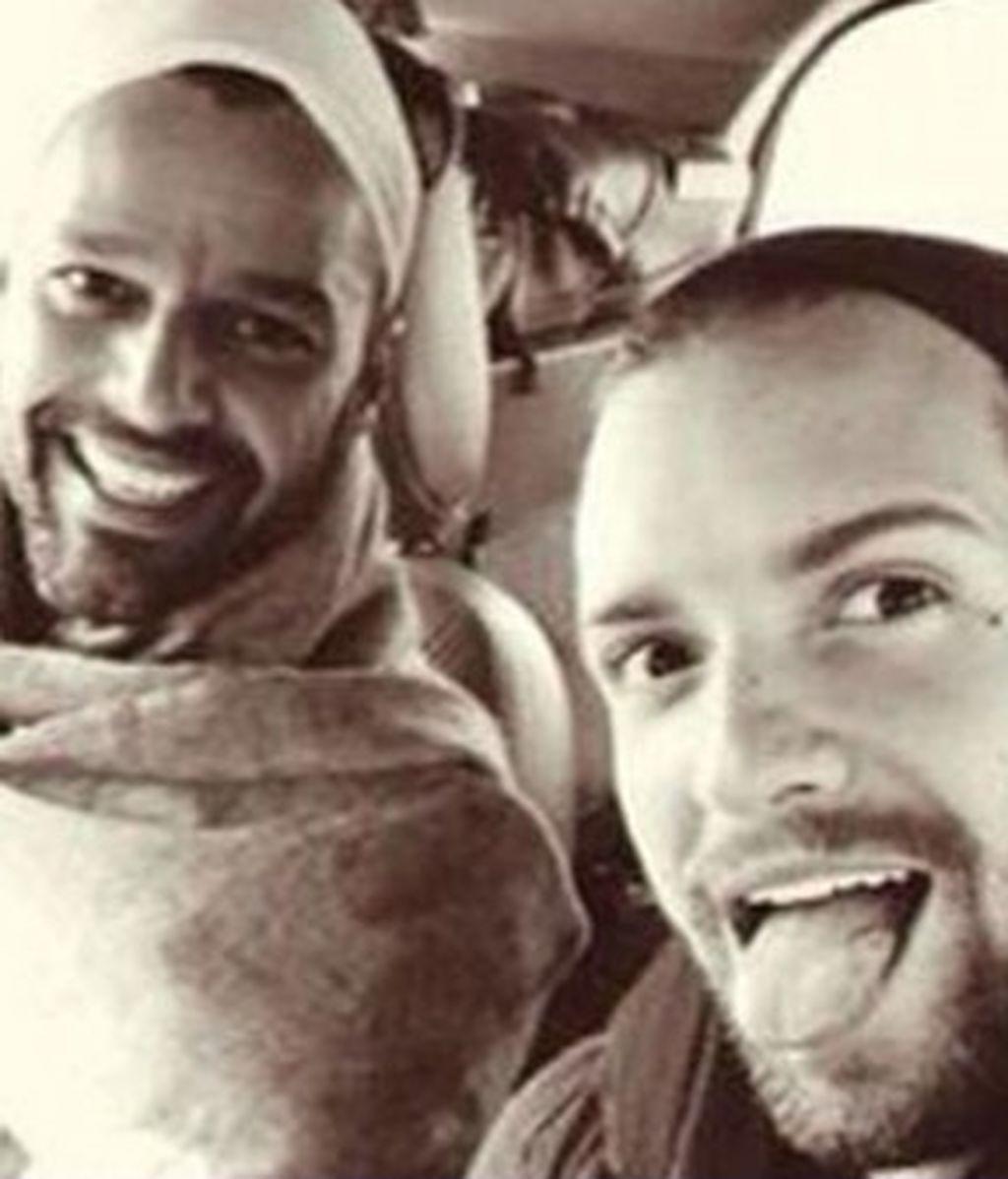 Pablo Alborán y Ricky Martin se van juntos a componer canciones a la India