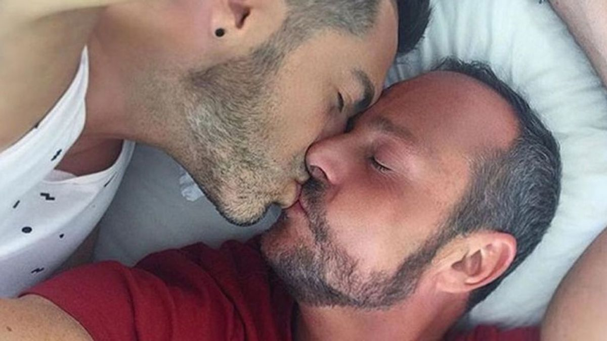 'Love news' maravillosas: Nacho Montes nos presenta a su pareja, Mister Gay World