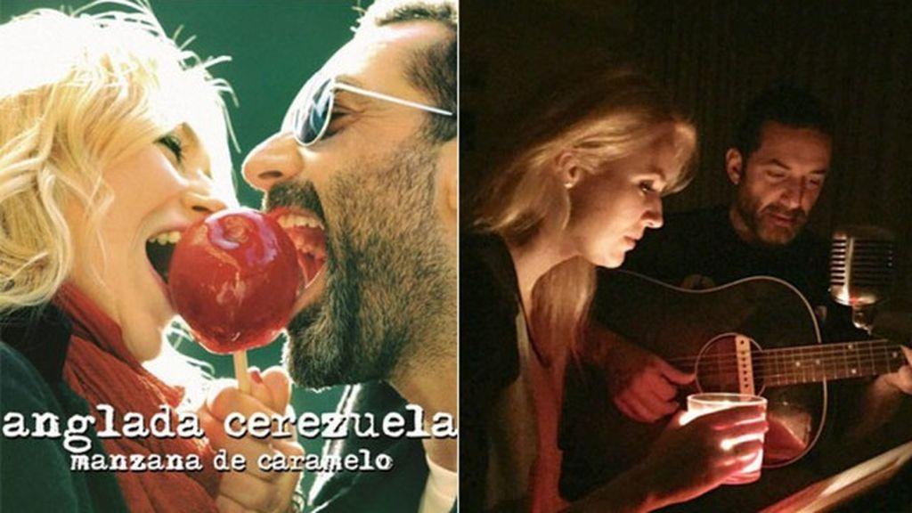 'Manzana de caramelo' y rimas azucaradas: ¡Carolina Cerezuela se lanza a cantar!