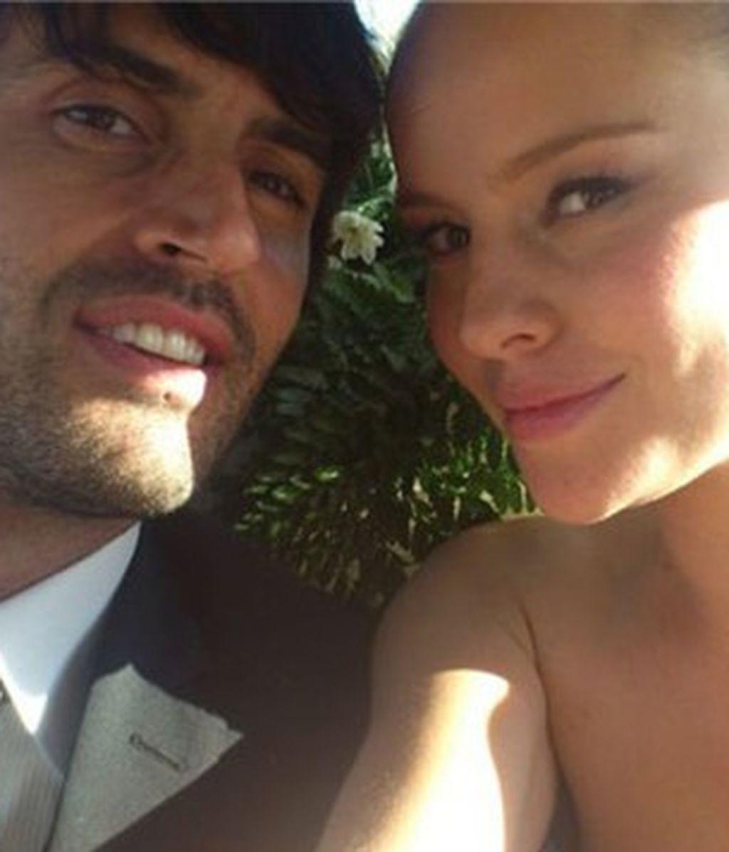 ¡Separación sorpresa! Esmeralda Moya y Carlos García ya no están juntos