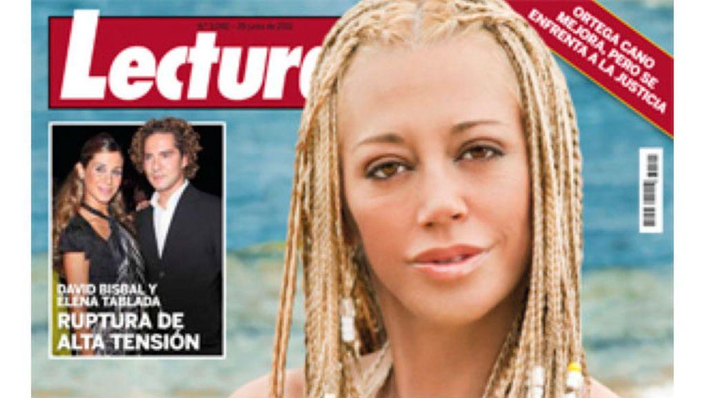 Elena Tablada habla en exclusiva de su ruptura y la Pantoja se va de boda