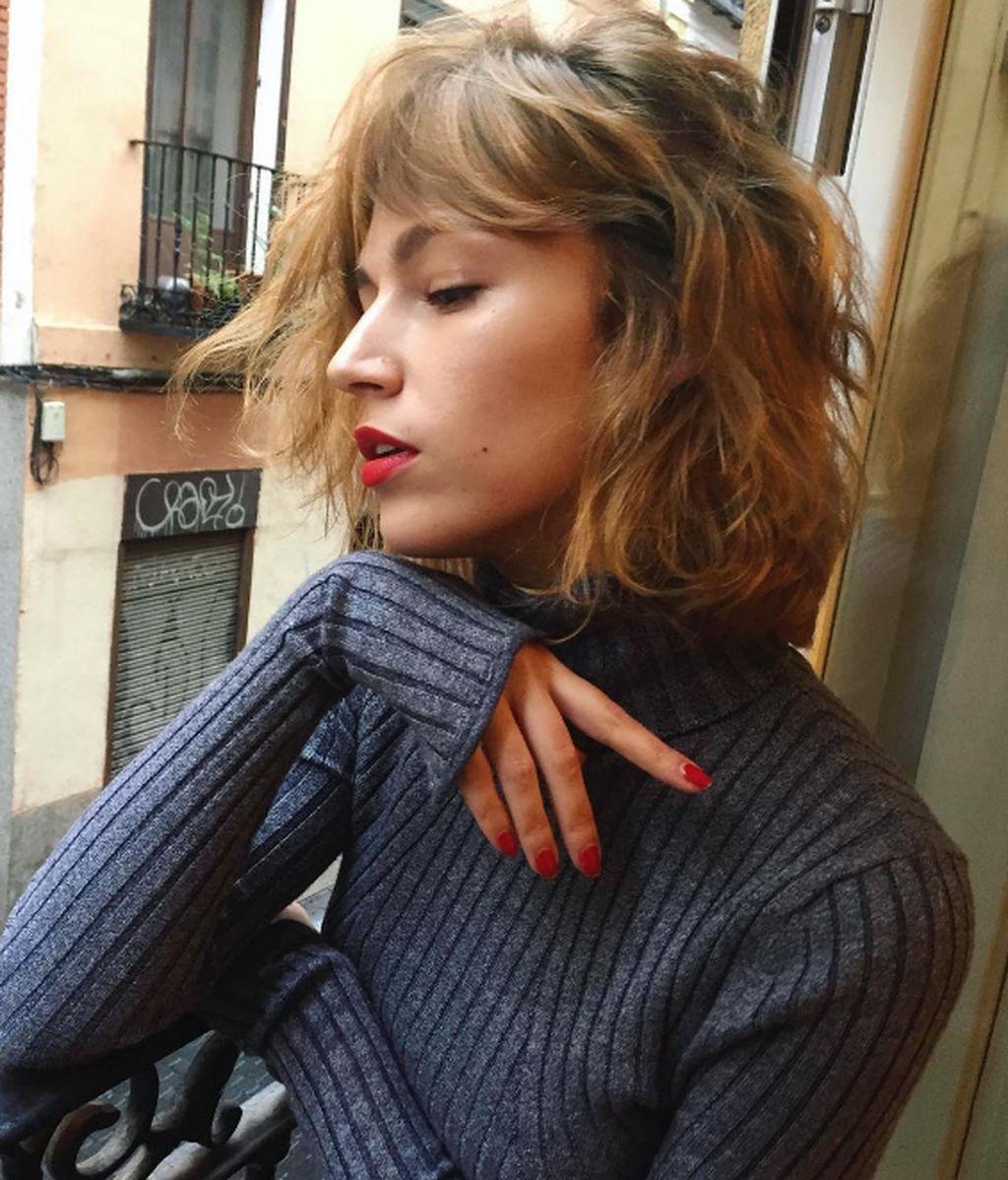 """Úrsula Corberó se parte de risa con su nuevo 'look': """"Estoy en shock, esa no soy yo"""""""