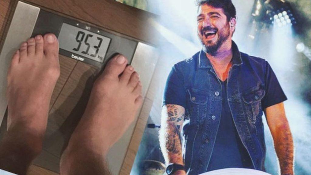 El reto de Antonio Orozco 50 días después de su lesión y con 10 kilos más: #PibónAlos40