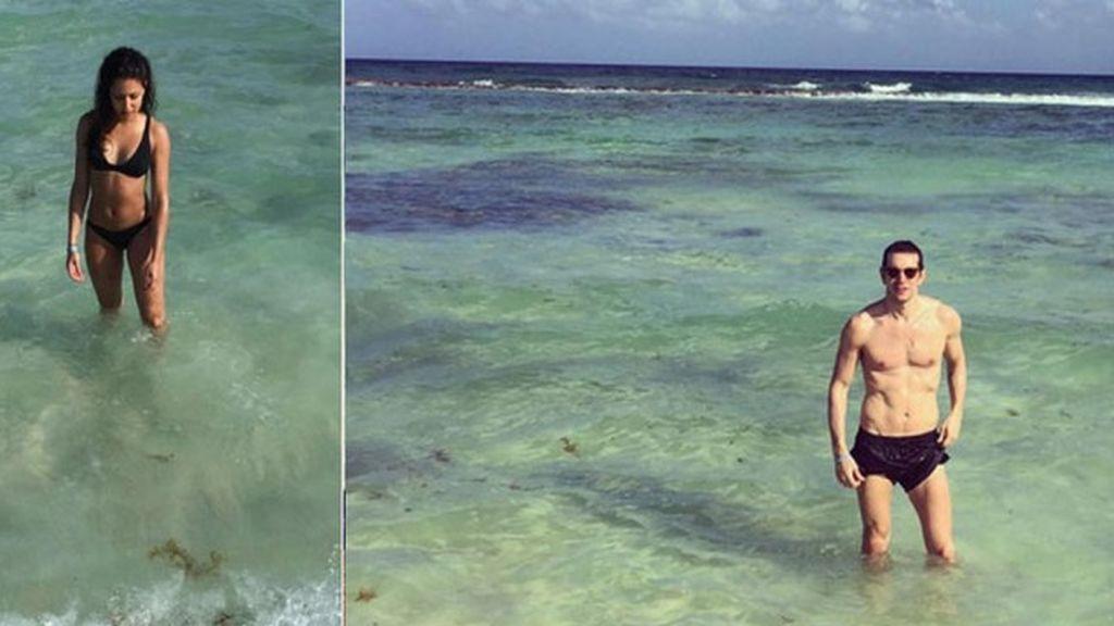 Hiba Abouk nos ha contestado: su misterioso acompañante de la playa es...