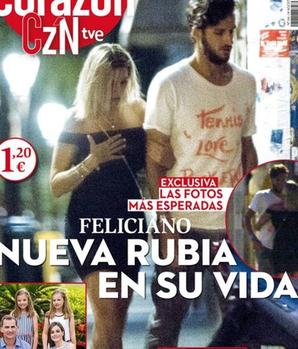 ¿Nuevo amor? Feliciano López, pillado de fiesta con Saray Muñoz