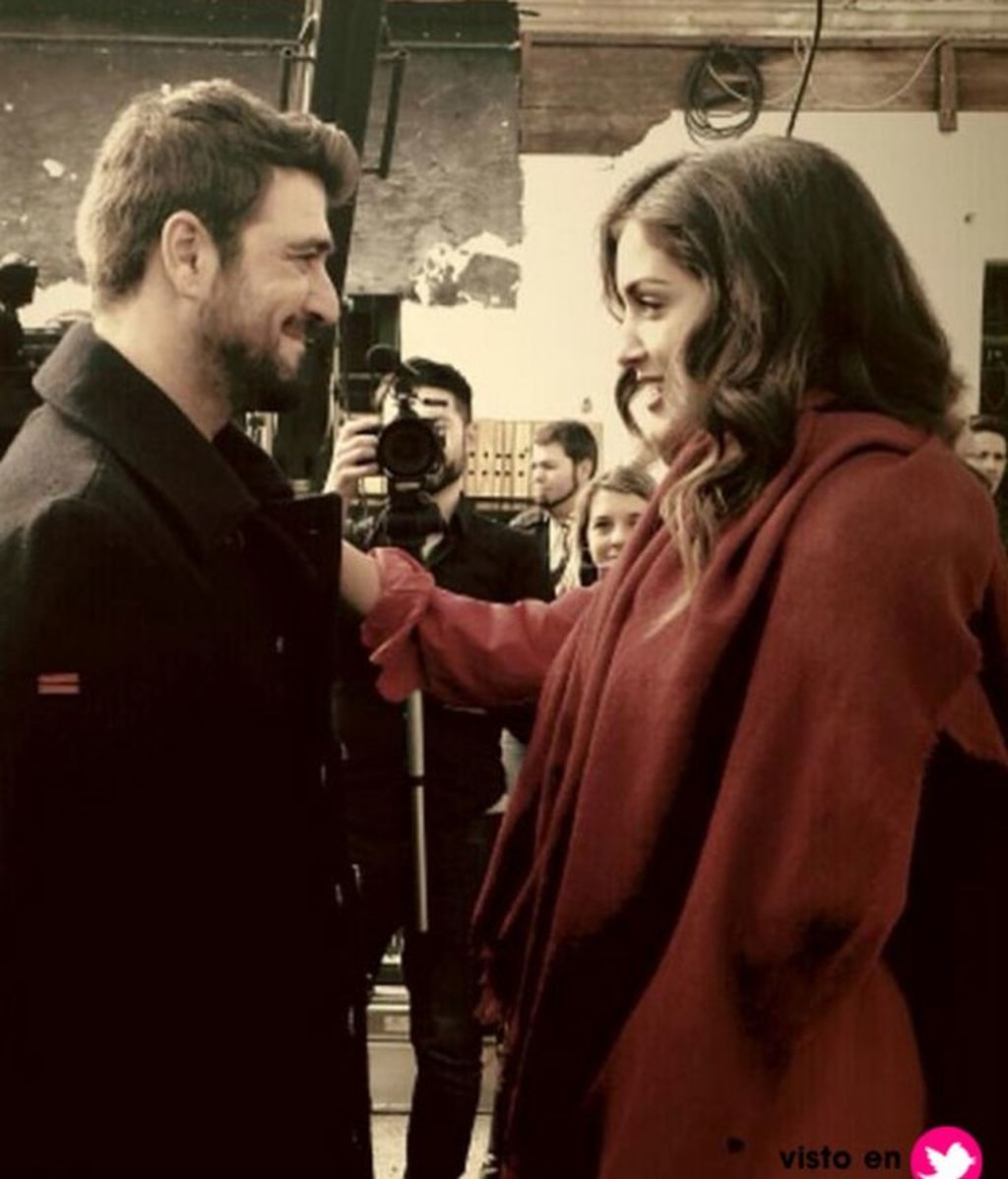 Orozco 'tiembla' con Hiba Abouk