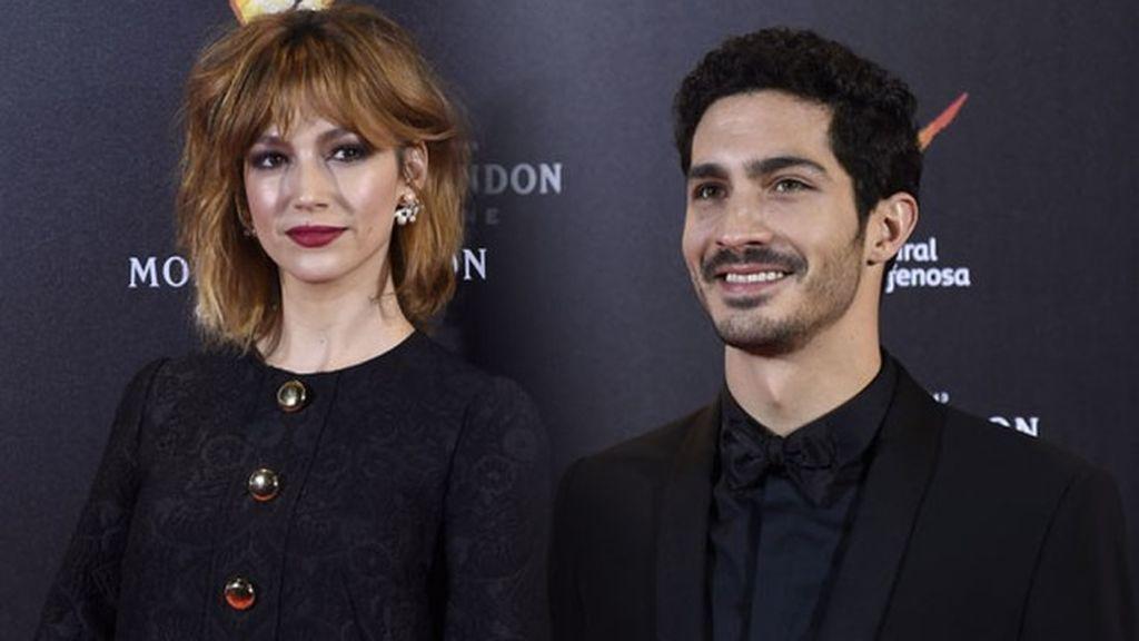 """Úrsula Corberó: """"Chino es un actorazo, ojalá me tocara a mí darme besos con Penélope"""""""