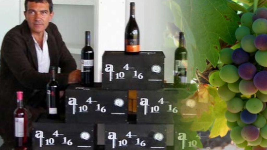 Famosos que le dan al vino