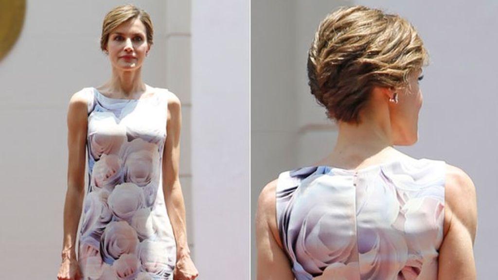 ¿Trenza con el pelo corto? ¡Se puede! La Reina Letizia lo ha hecho en El Salvador